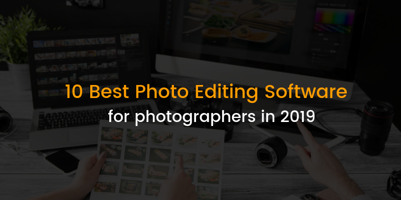 10 Best photo editor for photographers