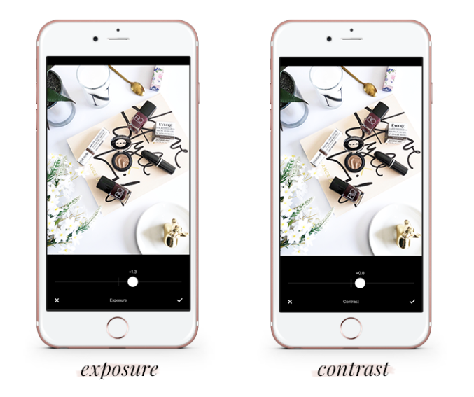 VSCO, your perfect photo  editor for selfies