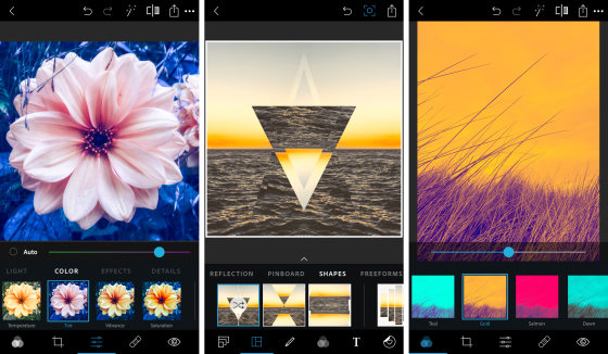 Best photo apps for smartphone