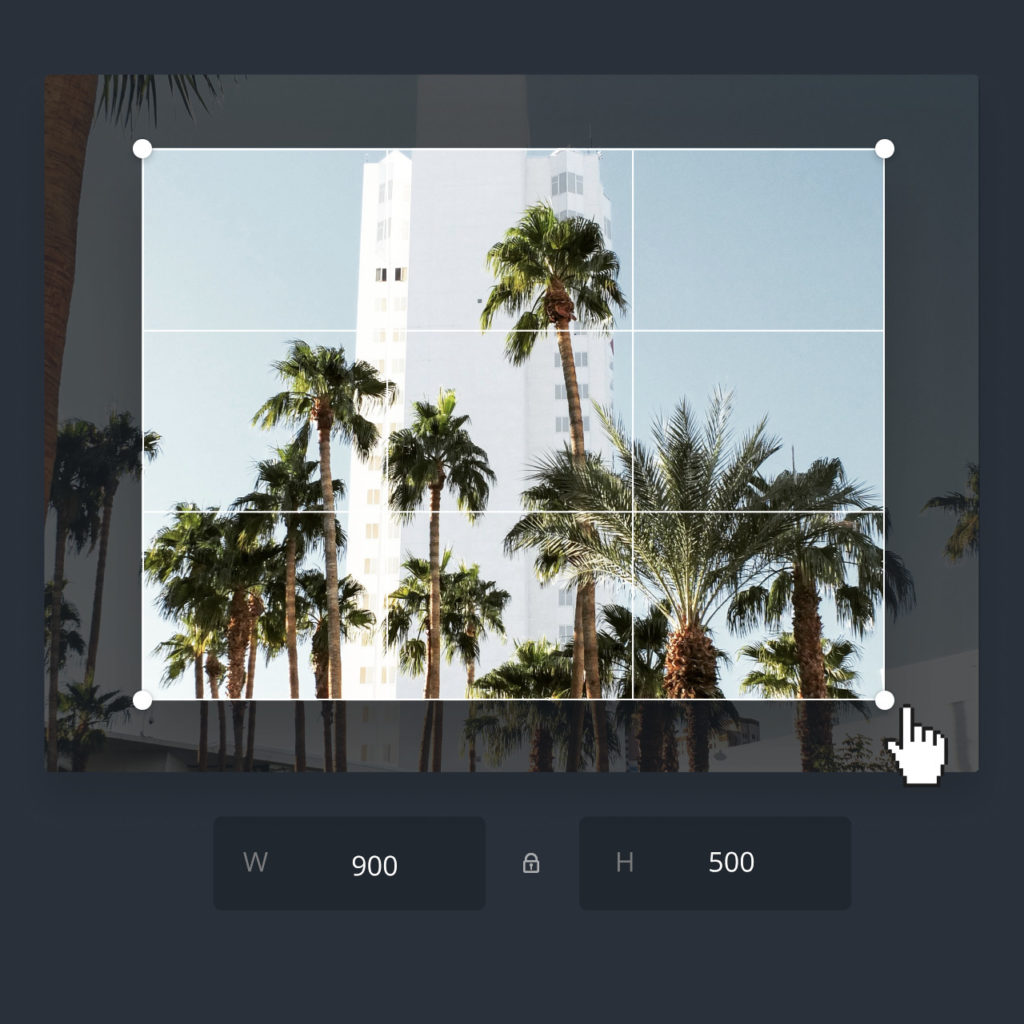 Straighten your photos with Canva