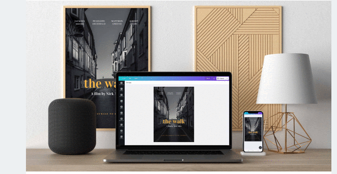 Create standout photos with Canva